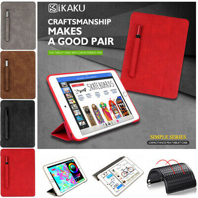 PU Leather Smart Case Shockproof Cover Stand For iPad Pro 9.7 2017 2018 Air Mini