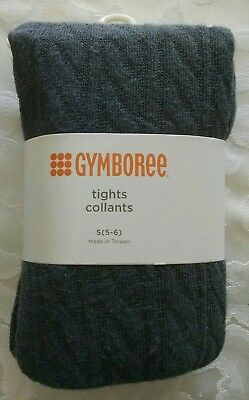 71ccfe5442a8c GYMBOREE GIRLS PINK Raspberry Cable Knit Tights 5-7 NWT - $5.50 ...