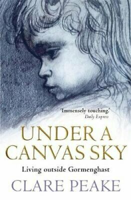 Under a Canvas Sky: Living Outside Gormenghast by Clare Peake (Paperback, 2012)