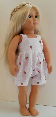 """18""""    Handmade Summer Dolls Clothes Fit Our Generation Design A Friend"""