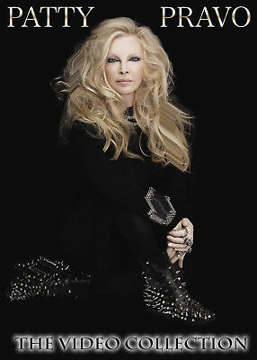 Patty Pravo - The Video Collection (2 DVD)