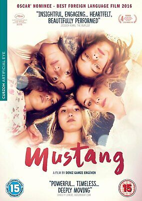 Mustang - DVD - Near Mint Condition