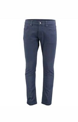 "O'NEILL Mens Dusty Blue Friday Night Chino Pants Trousers 38"" Waist Regular BNWT"
