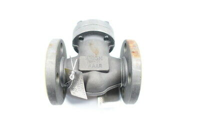 Bonney Forge L1-41 Steel Flanged Piston Check Valve 3/4in 150
