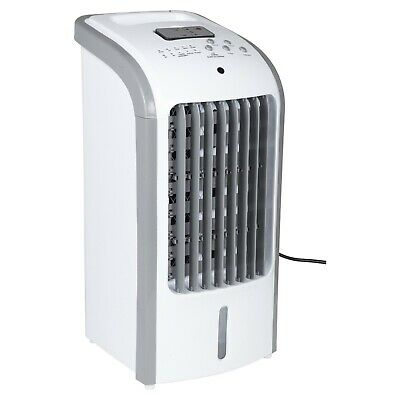 Portable Air Condition Cooler Unit Fan Humidifier Timer 3 Settings AC W/Remote