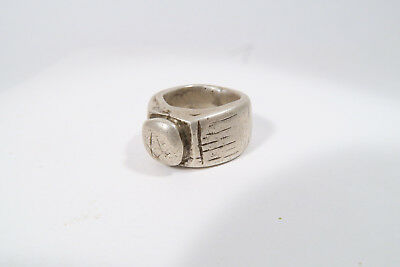 Alter Ring Äthiopien AA9 Used Old Ring Ethiopia bague Afrozip