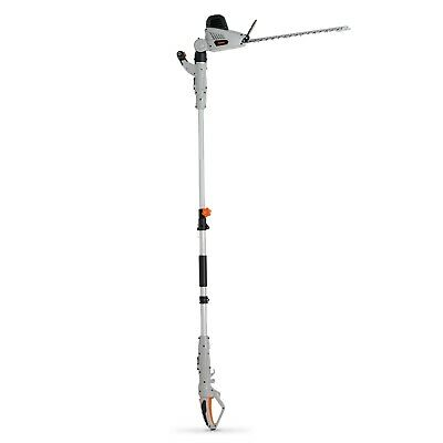 VonHaus 600W 2-in-1 Pole Trimmer & Hedge Trimmer Lightweight Corded Electric