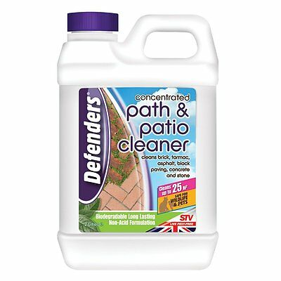 Path And Patio Cleaner Garden Driveway Paving Home Walls Bricks Concentrate