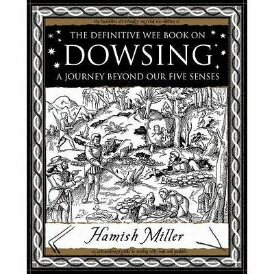Dowsing A Journey Beyond Our Five Senses by Hamish Miller NEW Book  FREE UK POST