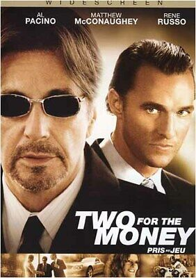 Two For The Money (Widescreen)(Bilingual) New DVD