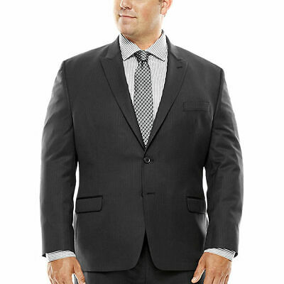 Collection by Michael Strahan Big & Tall Classic Fit Suit Jacket # 58 LONG