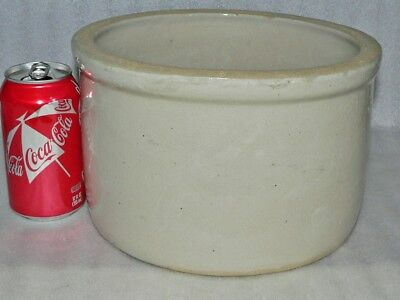 VINTAGE RED WING Stoneware Pottery Dairy Butter 10 Pound Crock