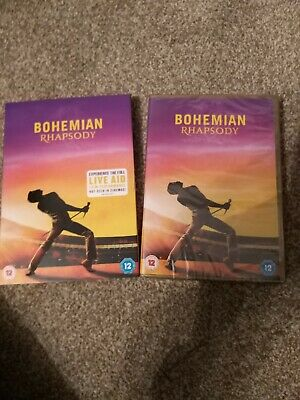 Bohemian Rhapsody [2018] new and sealed with slip case