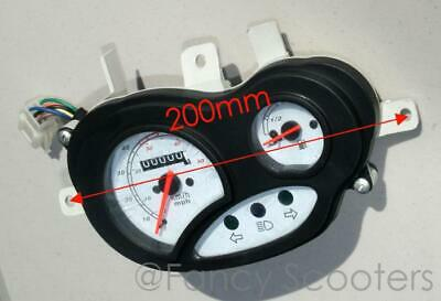 50Cc 150Cc B-09 Scooter Odometer Instrument Cluster (7 Wires) Peace Tpgs-810