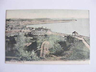 Cp United Kingdom Jersey St Helier Looking Carte Postale Postcard Royaume-Uni