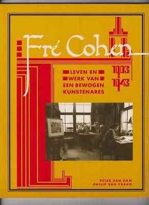 Fre Cohen Dutch Modernist Book Design and Graphic Art 1903 - 1943