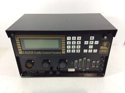 Eagle EPAC-300 Traffic Signal Light Controller unit - AM