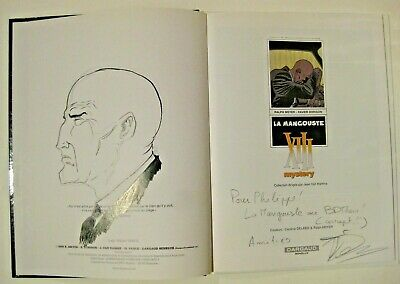 Meyer DEDICACE XIII Mystery Ed. Dargaud 2008 EO Comme neuf