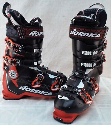 Used Ski Boots >> Nordica Speed Machine 110 Used Mens Ski Boots Size 27 5 633989