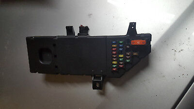 Saab 9-3 03-07 Sedan 2.0L Turbo, Bcm Body Control Module, Fuse Box 12805076