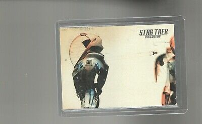 Star Trek Discovery Season 1 Open Sequence Artwork Chase Card 04