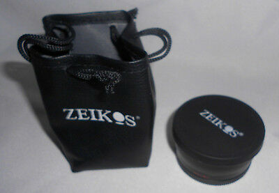 Zeikos 45x Wide Angle Lens 58 mm Pro HD DSLR MCAF Macro threading and Case
