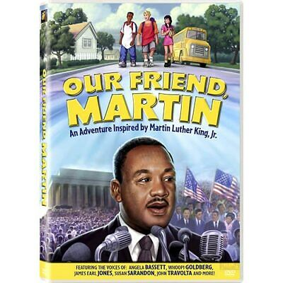 Our Friend Martin DVD NEW