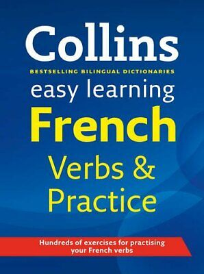 Easy Learning French Verbs and Practice (Collins Easy... by Collins Dictionaries