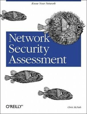 Network Security Assessment: Know Your Network by Chris McNab Paperback Book The