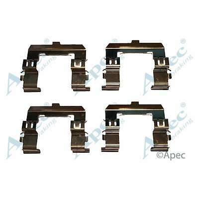 Fits Ford Ranger 2.5 TD Genuine OE Quality Apec Rear Brake Shoe Accessory Kit