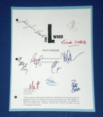 FARSCAPE SCRIPT SIGNED Rpt Ben Browder Claudia Black
