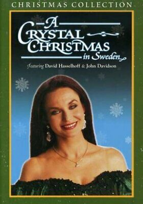 Crystal Christmas in Sweden [DVD] [Region 1] [US Import] [NTSC] - DVD  EQVG The