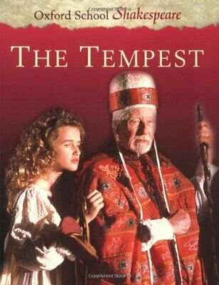 The Tempest (Oxford School Shakespeare) by Shakespeare, William Paperback Book
