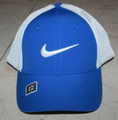 aed4db6c2 NIKE GOLF LEGACY 91 Tour Mesh Hat Cap White (Size L/XL) NEW ...