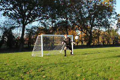 01bdef08e 6x4ft Football Goal with folding frames- Great for the Garden - Made by MH  Goals