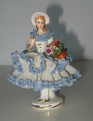 DRESDEN PORCELAIN FIGURINE 1900-1940 and Germany