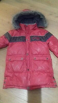 Boys URBAN Coat. Age 8 from House of Fraser