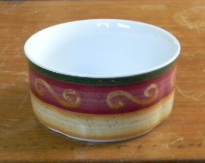 Villeroy & Boch WINTER SEASON Switch SOUP CEREAL BOWL Freske Feliz Navidad RARE!