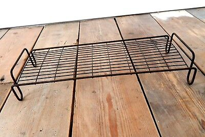 Vintage 1930s 1940s Wirework Cooling  Grill Rack Kitchenalia