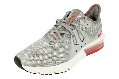 SOLDE NIKE AIR Max Sequent 3 GS 922884 007 Baskets Blanc Gym