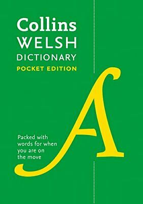 Collins Spurrell Welsh Pocket Dictionary: The perfect... by Collins Dictionaries