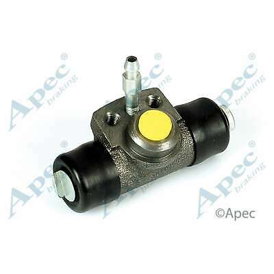Fits Seat Arosa 6H 1.0 Genuine OE Quality Apec Rear Wheel Brake Cylinder
