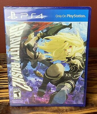 Gravity Rush 2 (Sony Playstation 4, PS4)  Brand New Factory Sealed