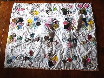 Crib Quilt - Handmade - Excellent Condition