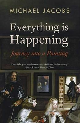 NEW Everything is Happening By Michael Jacobs Paperback Free Shipping