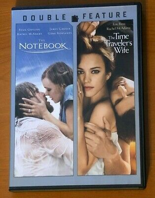 The Notebook / The Time Traveler's Wife DVD