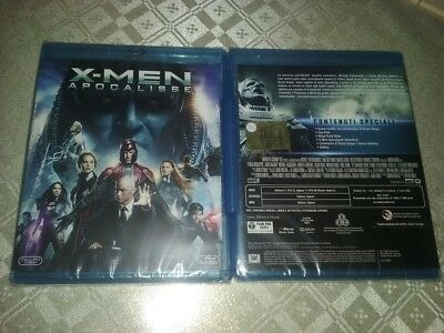 DVD NUOVO SIGILLATO FILM X-Men Apocalisse MARVEL  HORROR  versione italiana