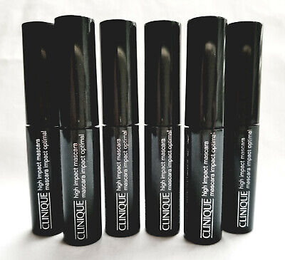 294cfebd80d CLINIQUE HIGH DEFINITION Lashes Mascara 02 Black/Brown .24 oz New In ...