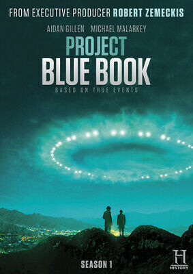 Project Blue Book: Season 1 [New DVD] 3 Pack