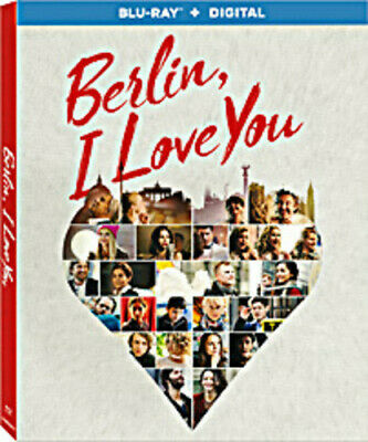 Berlin, I Love You [New Blu-ray] Ac-3/Dolby Digital, Digital Theater System, S